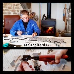 atelier mosaïque Kerdoel