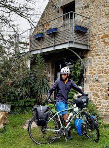 cyclotourisme à la grange aux lièvres