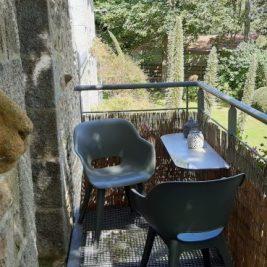 Terrasse de la grange aux lièvres